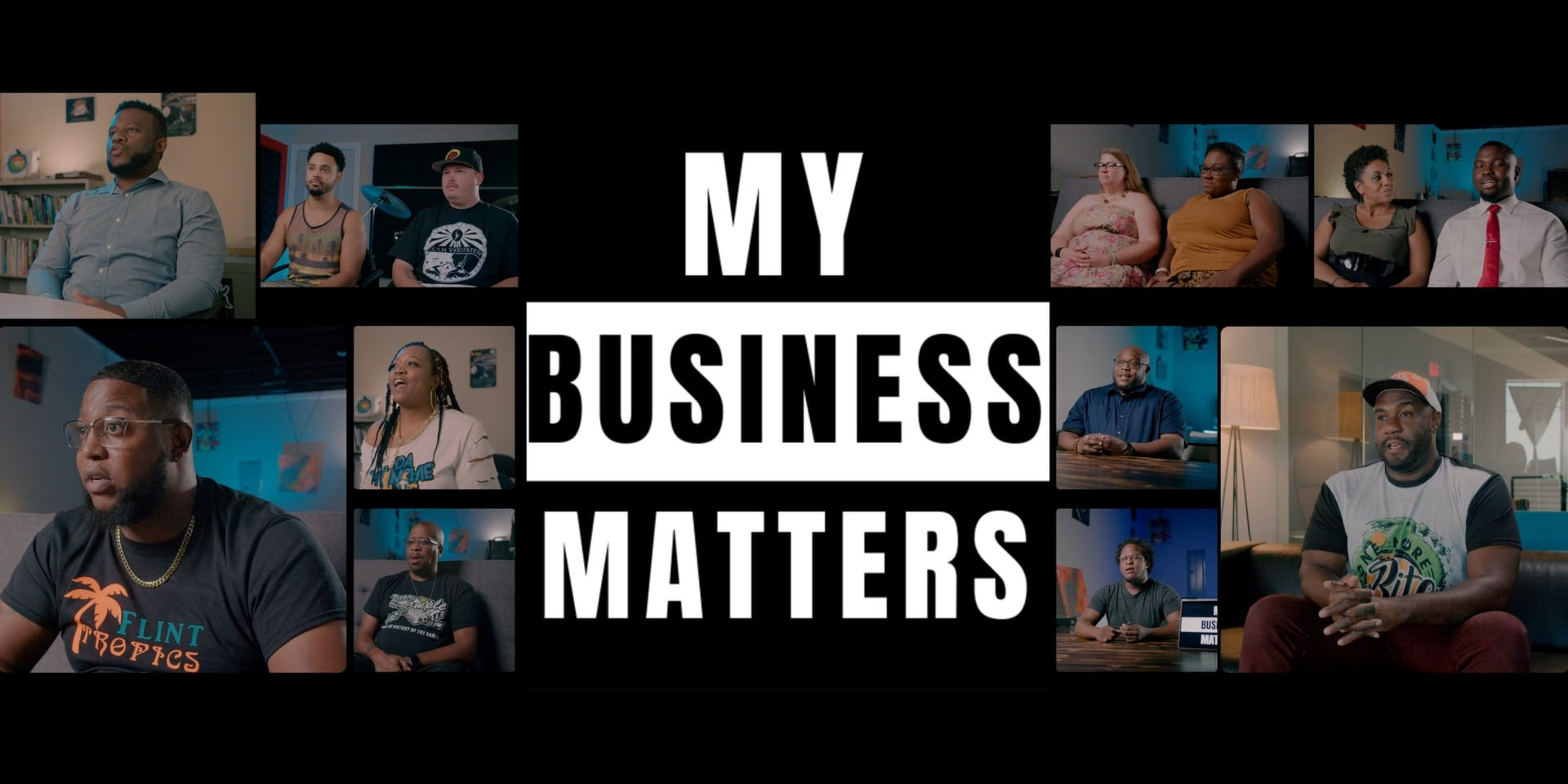 My Business matters campaign - Empower By GoDaddy