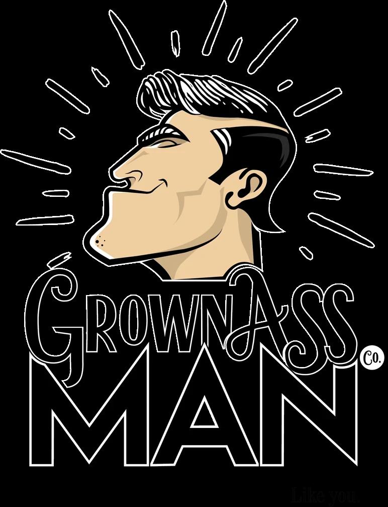 Grown Ass Man Co - Grown Ass man Co Shampoo