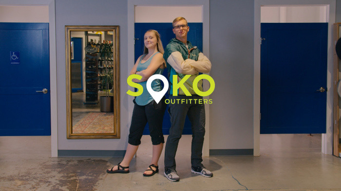 SOKO Outfitters TV Commercial // SOKO Outfitters